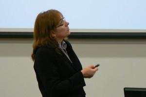 Delphine Bohl, Institut Pasteur de Paris, France