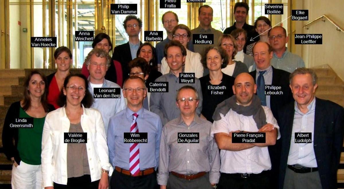 photo 1ere réunion annuelle