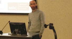 Adrian Isaacs FTM meeting 2015