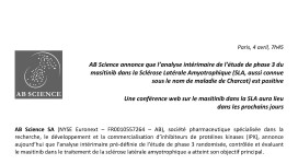 AB SCIENCE annonce
