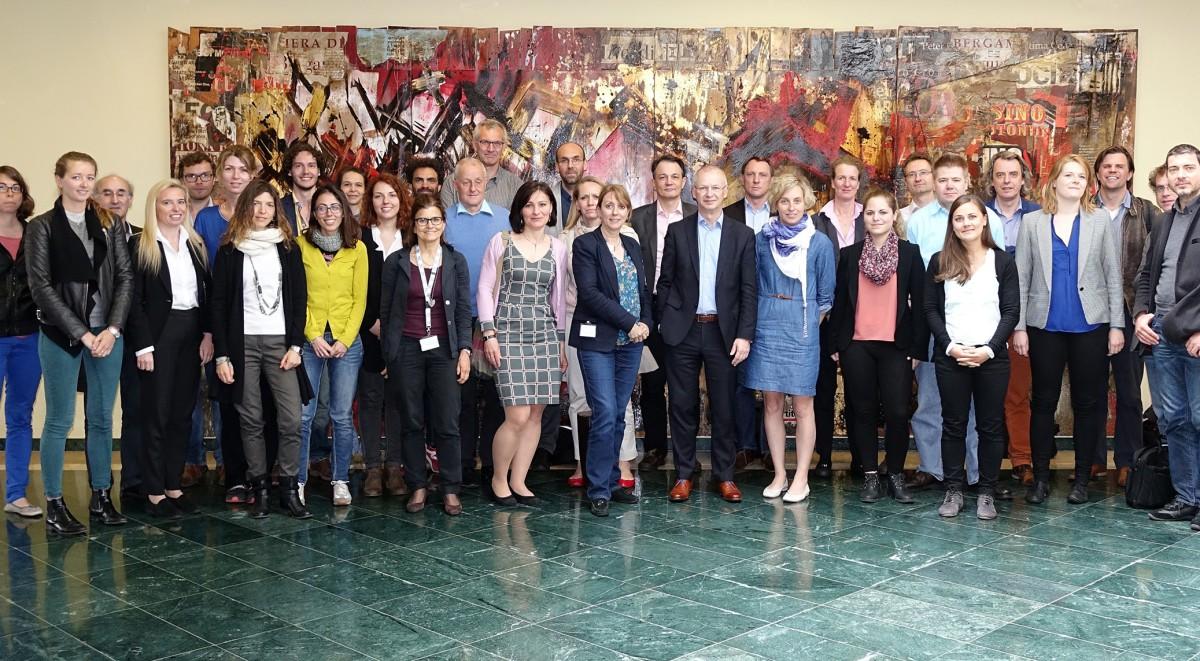 7ème réunion scientifique annuelle, mai 2016, milan