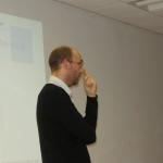 Luc Dupuis réunion Milan