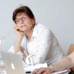 Pr Caterina Bendotti réunion Milan