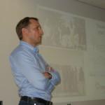 Pr Jochen Weishaupt réunion Milan